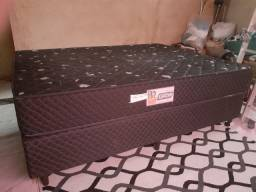 CAMA BOX QUEEN ESPUMA