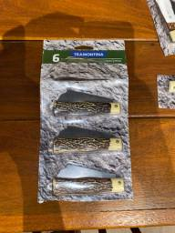 Canivetes tramontina Inox 8,5cm