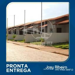 Casas de 02 quartos em condomínio próximo ao Centro de Imperatriz