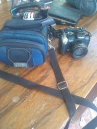 Câmera fotográfica Canon 12.1 maga pixels