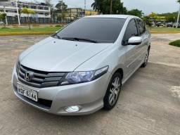 Honda City 2012 EX automático GNV geração 5 Impecável