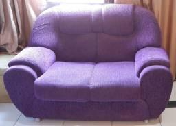 Jogo de sofá 2 e 3 lugares R$ 200,00