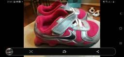 Nike shox Infantil Tam 22