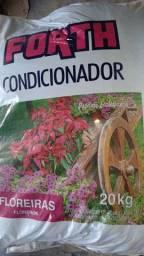 Forth Floreiras Condicionador Substrato Adubo Profissional