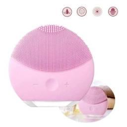 Esponja Eletronica Facial Massageadora