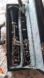 Clarinete Artley 17 Chaves em Sib