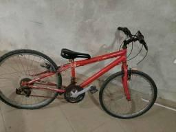 Vendo duas bicicletas uma aro 24outra aro 26
