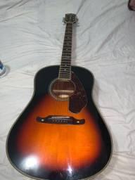 Vendo violão fender série especial