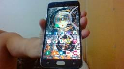 Celular Samsung Galaxy j7 Duos com impressão digital tela de 5.5 polegadas
