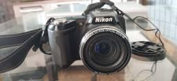 Câmera fotográfica da Nikon