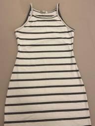 Vestido curto P
