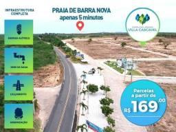 Loteamento villa Cascavel 2 com entrada facilitada