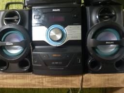 Mini System PHILIPS aparelho de som potente..