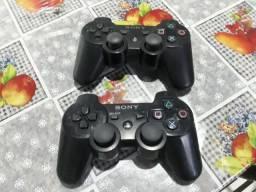 Controles originais PS3
