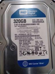 Vendo HD SATA 320GB