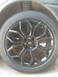 Vendo ou troco rodas/pneus 17 Hawk mangels