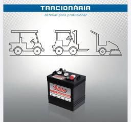 Bateria Tracionária - especial para veículos elétricos