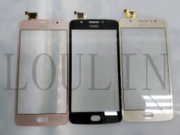 Consertamos Vidro Motorola G5 G6 G7 One, One Vision Z1 Z2 Z2 Play Z3 E4 E4 Plus X4 E5
