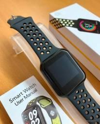 Relógio Inteligente Smartwatch F8, ac cartões