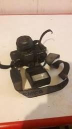 Vendo maquina fotográfica antiga yashica fx3
