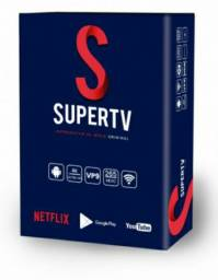 Supertv blue x