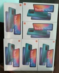 smartphone lacrado xiaomi Note 9 128gb 4gb de ram