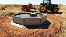 Bebedouros / Reservatórios / Cochos concreto para gado