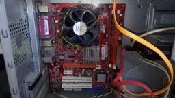 CPU. Com HD de 80gb