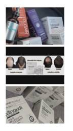 Minoxidil Foligain ,shampoo ,condicionador ,Trioxidil
