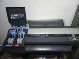 Máquina de impressora Canon ipef 6400 s