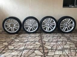Rodas aro 22 pneus