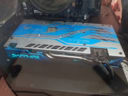 Placa de Vídeo Sapphire Radeon RX 590 NITRO+