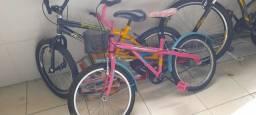 Bicicleta infantil 250reais