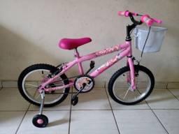 Bicicleta aro16 NOVA Barbie promoção