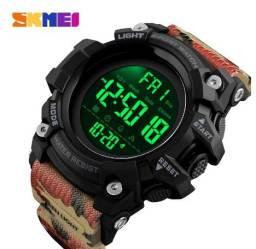 Relógio Skmei Digital G Shock Camuflado