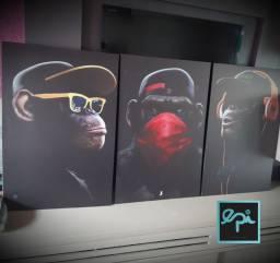 Quadros macacos