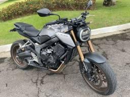 Honda Cb650 R ano 2020 naked