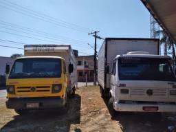 Caminhão bau fretes e mudanças Rincon caminhão bau limpo disponível barato fretes