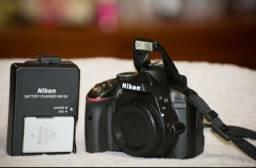 Nikon D3300 + 50mm + 18-55mm