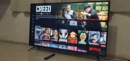 "Tv smart TCL 50"" Polegadas Ultra HD 4K - smart - smartv - smart tv"