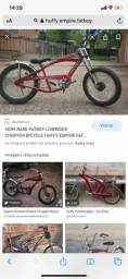 Vendo ou troco bicicleta raríssima chopper Huffy Empire Fatboy
