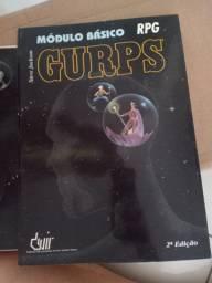 Módulo básico RPG GURPS 2 ed