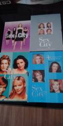 Box dvd Sex And the City temporada 1 a 4