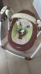 Cadeira de balanço elétrica para bebê