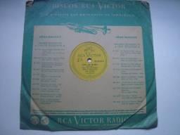 Copa Do Mundo, Marcha e Samba da Vitória, 78 rpm, Copa 1958