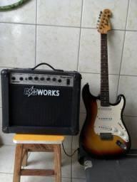 Guitarra + Cubo