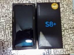 Samsung Galaxy S8 Plus (Zerado)
