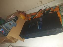 PlayStation 2 (FAT) desbloqueado