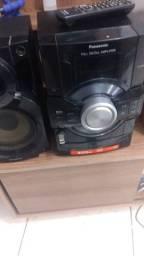 Aparelho de som digital 300w Panasonic - 100%