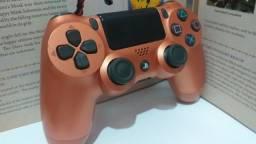 Controle Dual Shock 4 Ps4 Bronze Original Sony